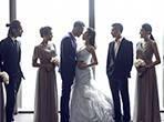 海一天同款结婚礼服定制