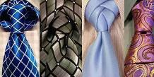 如何挑选领带?