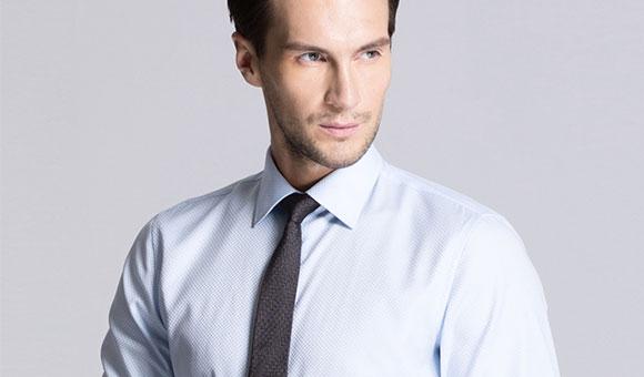 男人正装衬衫应该怎么选?