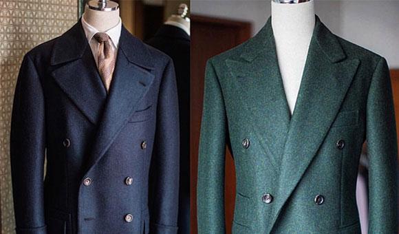 男士羊毛大衣,推荐定制这几款|LESS MORE多少定制