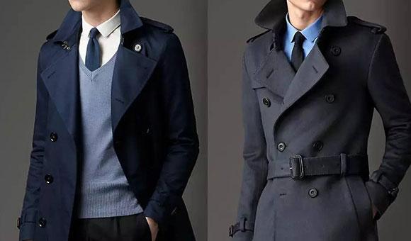 男士风衣要如何选择长度、剪裁和颜色?