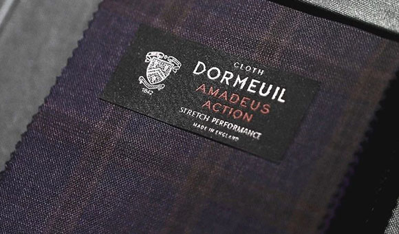 上新|Dormeuil多美全新AMADEUS ACTION运动莫扎特系列型动上市