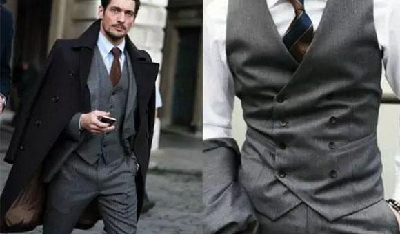 冬天如何做一个优雅的正装男人?